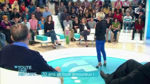 Sophie Davant dans Toute une Histoire - 09/11/12 - 08