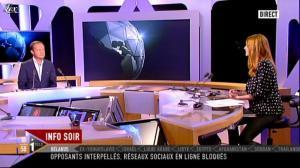 Valérie Amarou sur i-Télé - 03/07/11 - 02