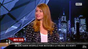Valérie Amarou sur i-Télé - 03/07/11 - 03