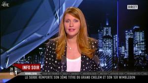 Valérie Amarou sur i-Télé - 03/07/11 - 04
