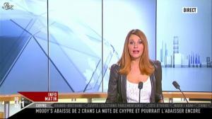 Valérie Amarou sur i-Télé - 05/11/11 - 01