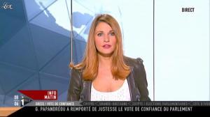 Valérie Amarou sur i-Télé - 05/11/11 - 03