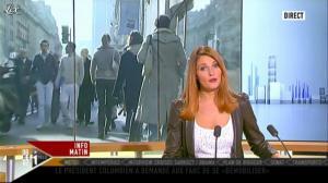 Valérie Amarou sur i-Télé - 05/11/11 - 04