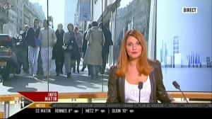 Valérie Amarou sur i-Télé - 05/11/11 - 05