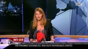 Valérie Amarou sur i-Télé - 11/06/11 - 01