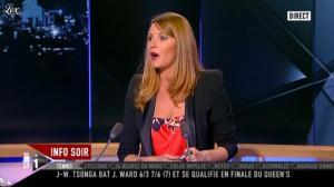 Valérie Amarou sur i-Télé - 11/06/11 - 03