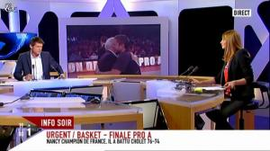 Valérie Amarou sur i-Télé - 11/06/11 - 04