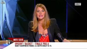 Valérie Amarou sur i-Télé - 11/06/11 - 05