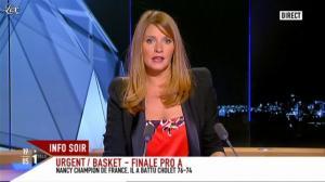 Valérie Amarou sur i-Télé - 11/06/11 - 06