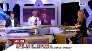 Valérie Amarou sur i-Télé - 11/06/11 - 07