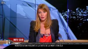 Valérie Amarou sur i-Télé - 11/06/11 - 08