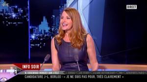 Valérie Amarou sur i-Télé - 12/06/11 - 03