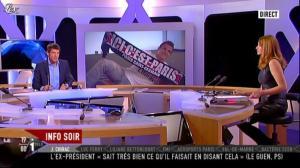 Valérie Amarou sur i-Télé - 12/06/11 - 04