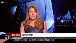 Valérie Amarou sur i-Télé - 12/06/11 - 06