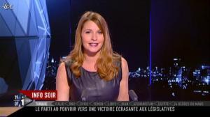 Valérie Amarou sur i-Télé - 12/06/11 - 07