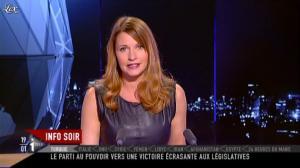 Valérie Amarou sur i-Télé - 12/06/11 - 08