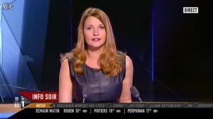 Valérie Amarou sur i-Télé - 12/06/11 - 09