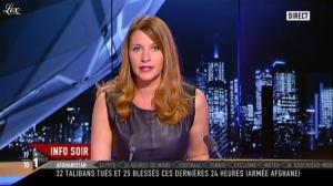 Valérie Amarou sur i-Télé - 12/06/11 - 11