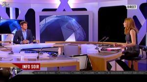 Valérie Amarou sur i-Télé - 12/06/11 - 14