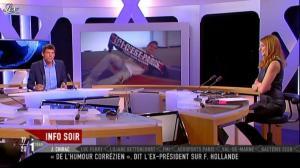 Valérie Amarou sur i-Télé - 12/06/11 - 15