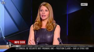 Valérie Amarou sur i-Télé - 12/06/11 - 16