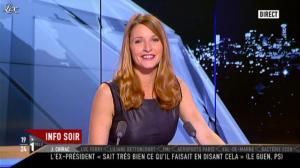 Valérie Amarou sur i-Télé - 12/06/11 - 18