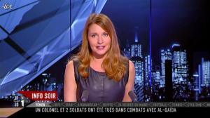 Valérie Amarou sur i-Télé - 12/06/11 - 19
