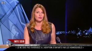 Valérie Amarou sur i-Télé - 12/06/11 - 22