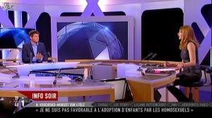 Valérie Amarou sur i-Télé - 12/06/11 - 23