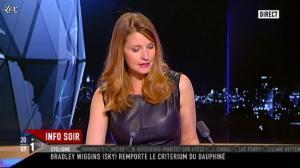 Valérie Amarou sur i-Télé - 12/06/11 - 34