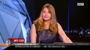 Valérie Amarou sur i-Télé - 12/06/11 - 36