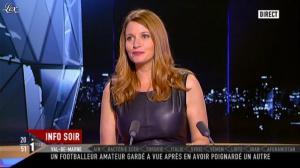 Valérie Amarou sur i-Télé - 12/06/11 - 42