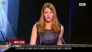 Valérie Amarou sur i-Télé - 12/06/11 - 48