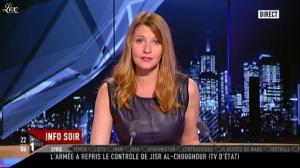 Valérie Amarou sur i-Télé - 12/06/11 - 72