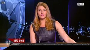 Valérie Amarou sur i-Télé - 12/06/11 - 75