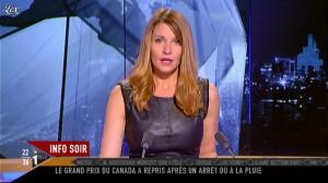 Valérie Amarou sur i-Télé - 12/06/11 - 83