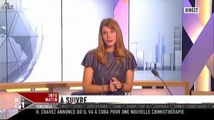 Valérie Amarou sur i-Télé - 18/09/11 - 03
