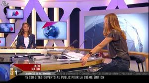 Valérie Amarou sur i-Télé - 18/09/11 - 04