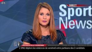Valérie Amarou sur i-Télé - 20/11/10 - 01
