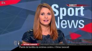 Valérie Amarou sur i-Télé - 20/11/10 - 03