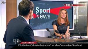 Valérie Amarou sur i-Télé - 20/11/10 - 04