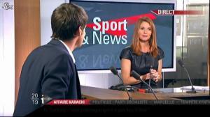 Valérie Amarou sur i-Télé - 20/11/10 - 05