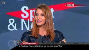 Valérie Amarou sur i-Télé - 20/11/10 - 06