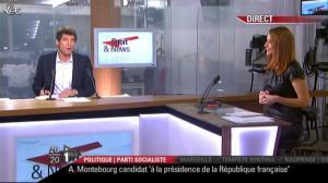 Valérie Amarou sur i-Télé - 20/11/10 - 07