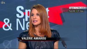 Valérie Amarou sur i-Télé - 20/11/10 - 09