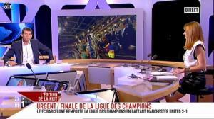 Valérie Amarou sur i-Télé - 28/05/11 - 01