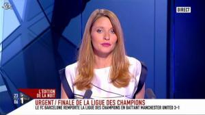 Valérie Amarou sur i-Télé - 28/05/11 - 02
