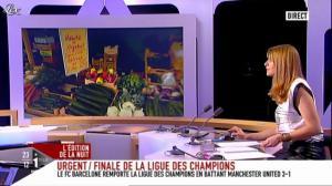 Valérie Amarou sur i-Télé - 28/05/11 - 04