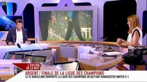 Valérie Amarou sur i-Télé - 28/05/11 - 06