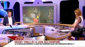 Valérie Amarou sur i-Télé - 28/05/11 - 07